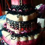 Diaper Cakes by Ashley