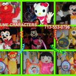Costume Character Houston 7135530796